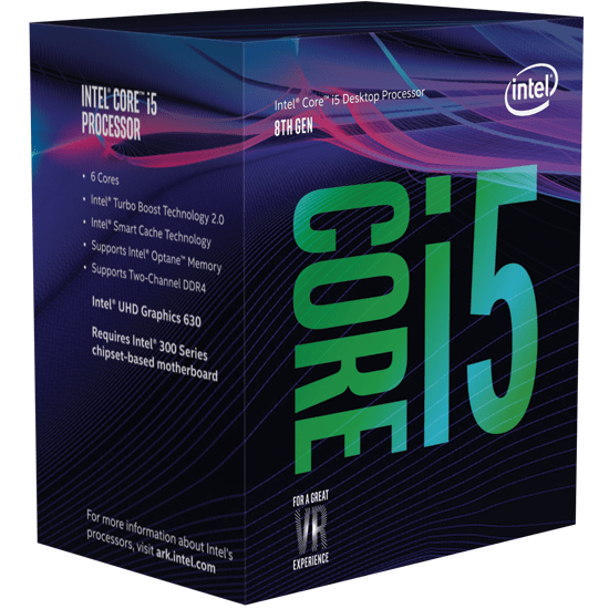 Eighth Generation Core i5