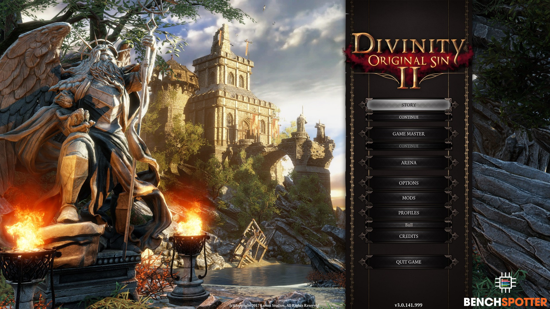 Divinity Original Sin 2: Review | BenchSpotter