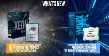 Intel Xeon-W Workstation Processors