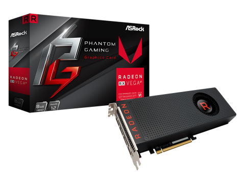 ASRock Phantom Gaming Vega 64